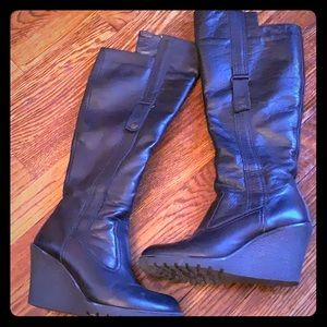 Aldo wedges - Black boots